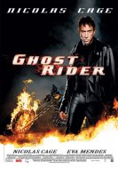 "DVD moto fiction - le Film ""Ghost Rider"""