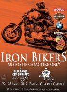 Iron Bikers 2017 sur le Circuit Carole (93)
