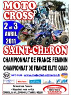 Moto Cross en région parisienne