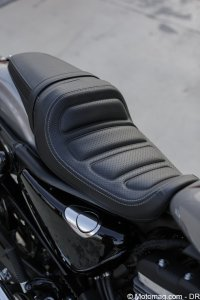 essai harley davidson 1200 roadster inversement de moto magazine leader de l. Black Bedroom Furniture Sets. Home Design Ideas