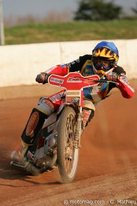 Grass Track/Speedway : du spectacle