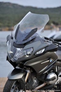Essai BMW R 1200 RT : une protection optimale