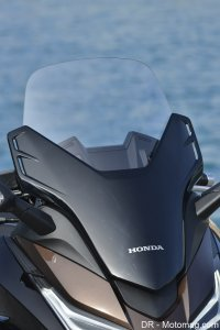 Honda Forza 125 : protection
