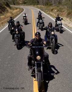 DVD Sons Of Anarchy, une série de biker's
