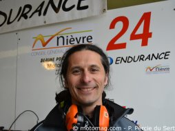 Bol d'Or 2012, 3D Endurance Racing Team : l'art (...)