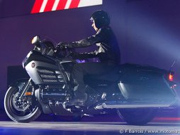 Salon moto de Milan : Honda Goldwing F6B