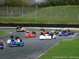 Championnat de France VMA side-cars : Le Vigeant en (...)