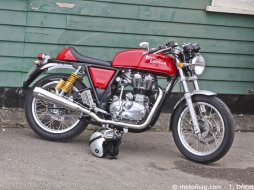 Royal Enfield 535 Continental GT : vintage pur (...)