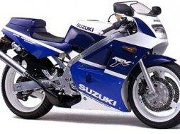 5cff6f296ea Suzuki 250 RGV (1988-98) : une sportive de course - Moto Magazine ...