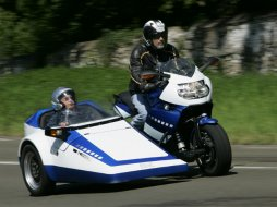 Side car EML Speed 2000 – BMW K 1200 S