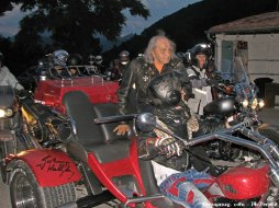 Les motards de Guy