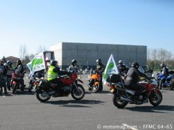 "Manif ""anti-VE"" : 310 motos et 1000 tracts (...)"