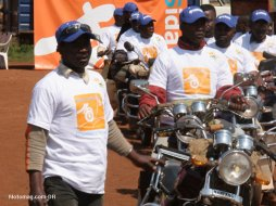 Moto Action Sida : appel aux motards solidaires (...)