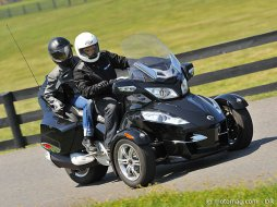 Can-Am Spyder 1000 RT-S