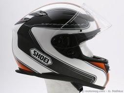 Test Casque Intégral Shoei Le Xr 1100 Plus Loin Dune Moto