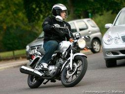 moto 125 fiable