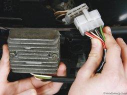 batterie moto qui chauffe en charge