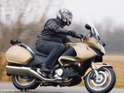 position conduite moto