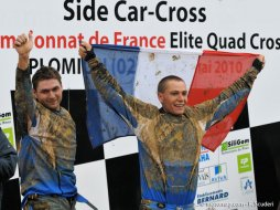 GP side-car cross : Baptiste et Julien, espoirs (...)