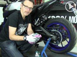 tuto m canique r viser sa moto moto magazine leader de l actualit de la moto et du motard. Black Bedroom Furniture Sets. Home Design Ideas