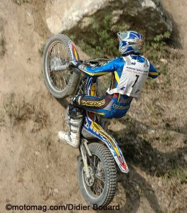 Trial du Puy (13) : courage