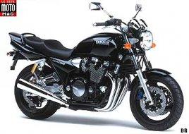 moto yamaha 1300 xjr