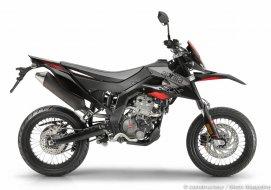 moto 125 supermotard neuve
