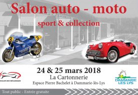 1er salon auto-moto sport et collection de Dammarie-lès-Lys