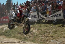 Supermotard de l'Alpe d'Huez : du spectacle (...)