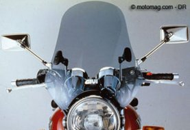 avantage bulle sur moto