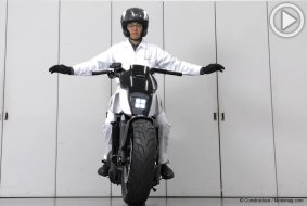 Honda Riding Assist : quel proto derrière la moto (...)