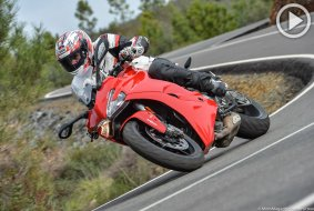 Ducati Supersport : plutôt super tourisme