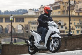 Scooter Honda SH 125i : bon outil mais intra (...)