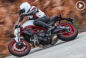 ducati monster 797 retour aux sources moto magazine leader de l actualit de la moto et du. Black Bedroom Furniture Sets. Home Design Ideas