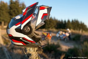 Casque Touratech Aventuro Mod modulable route/TT