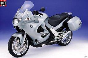 bmw k 1200 gt moto magazine leader de l actualit de la moto et du motard. Black Bedroom Furniture Sets. Home Design Ideas