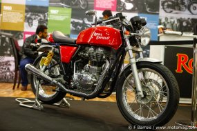 Salon de Cologne 2012 : Royal Enfield Continental (...)