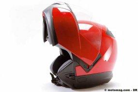 casque modulable test moto. Black Bedroom Furniture Sets. Home Design Ideas