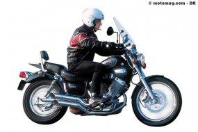 yamaha xv 535 virago moto magazine leader de l actualit de la moto et du motard. Black Bedroom Furniture Sets. Home Design Ideas