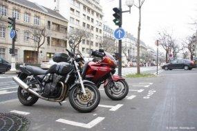 stationnement paris il restera gratuit pour les motos et moto magazine leader de l. Black Bedroom Furniture Sets. Home Design Ideas