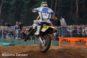 Steve Ramon champion du monde MX1