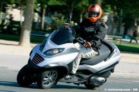 piaggio 400 mp3 moto magazine leader de l actualit de la moto et du motard. Black Bedroom Furniture Sets. Home Design Ideas