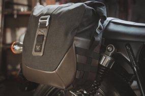 Legend Gear, une gamme de bagages pour moto néorétro