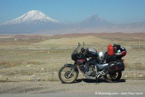 Conduire moto turquie