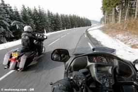 Match Honda 1800 Goldwing / Harley-Davidson 1450 Street (...)