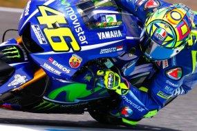 efbfa9a34d1 MotoGP : Rossi signe son premier succès de l'année à (...) - Moto ...