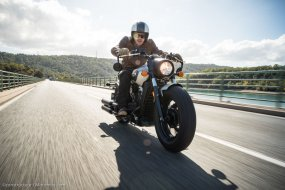 Essai Indian Scout Bobber : Bob Set