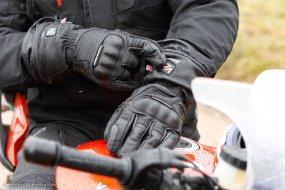 sélection premium haut de gamme véritable le prix reste stable Gants chauffants moto V'Quattro Vulcan Evo : efficaces ...