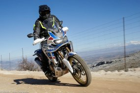 Honda CRF 1000 L Africa Twin Adventure Sports 2018 : la (...)