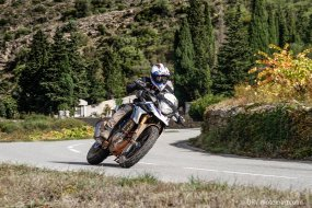 Essai BMW G310GS : mini GS, Grosse Surprise